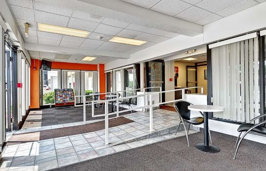 Lobby MOTEL 6 CHICAGO WEST - VILLA PARK