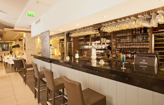 Hotel bar Residhome Paris-Massy Apparthotel