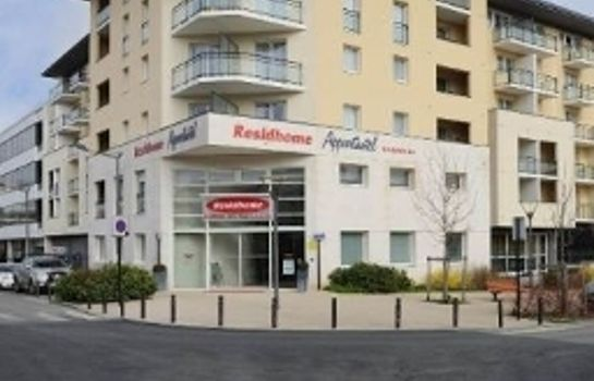 Exterior view Residhome Paris-Massy Apparthotel