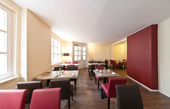 Breakfast room Novum Alster St. Georg