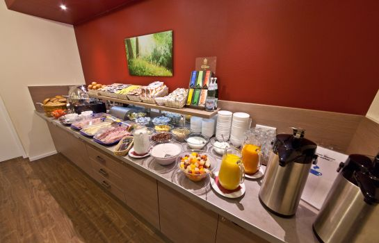Breakfast buffet Novum Alster St. Georg