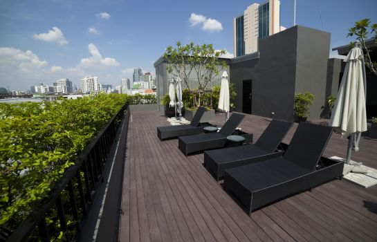 Aire de repos iSanook Residence