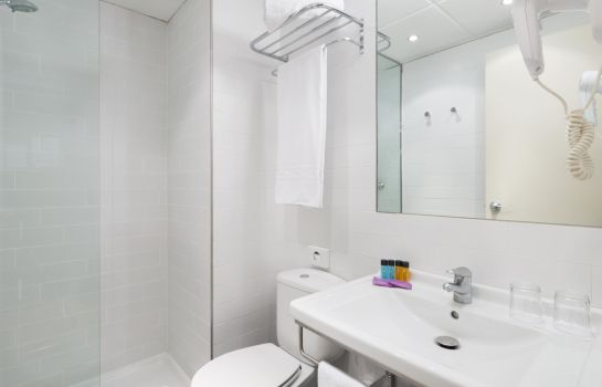 Bathroom Oriente Atiram Hotels
