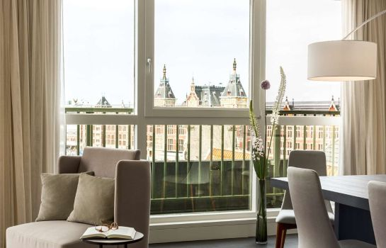 Suite NH Collection Amsterdam Barbizon Palace