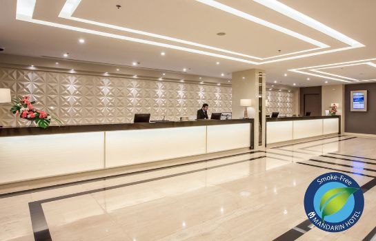 Reception Mandarin Hotel Managed by Centre Point