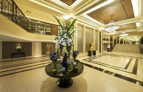 Lobby Mandarin Hotel Managed by Centre Point