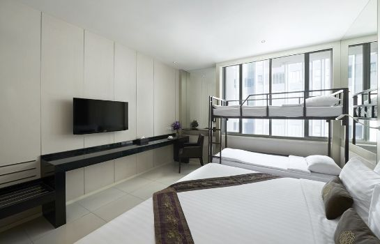 Standard room Mandarin Hotel Managed by Centre Point