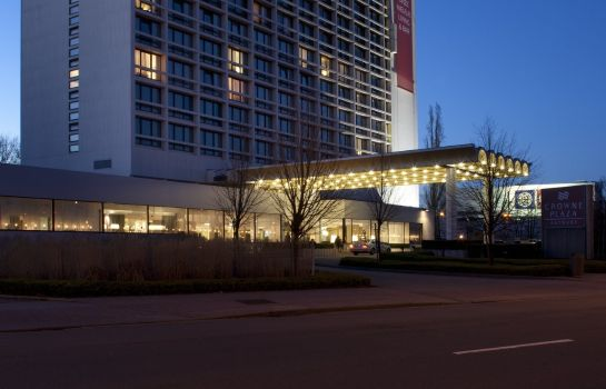 Exterior view Crowne Plaza ANTWERP