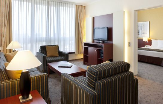 Suite Crowne Plaza ANTWERP