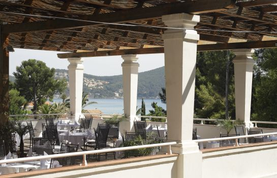 Restaurante Grand Hotel Les Lecques
