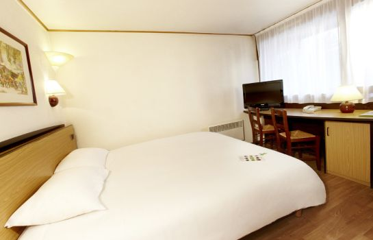 Double room (standard) Campanile - Rotterdam Oost