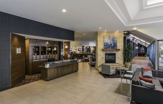 Hotelhalle Four Points by Sheraton Houston - CITYCENTRE