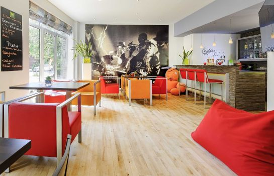 Hotel-Bar ibis Styles Hamburg Alster City