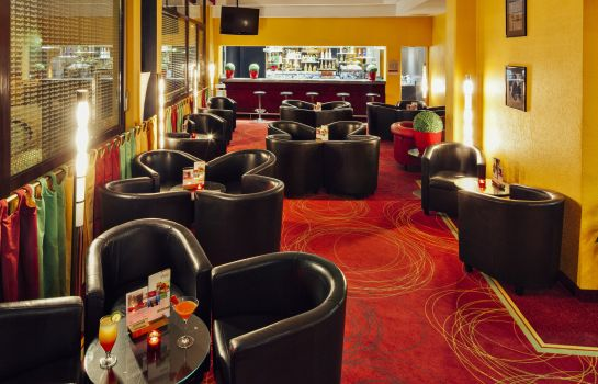 Hotelbar Vienna House Easy Cracow