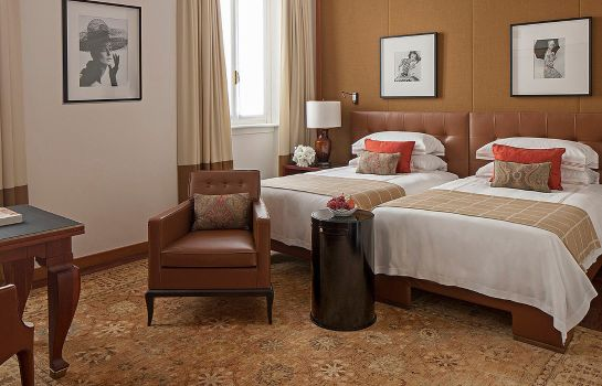Zimmer Four Seasons Hotel Milano