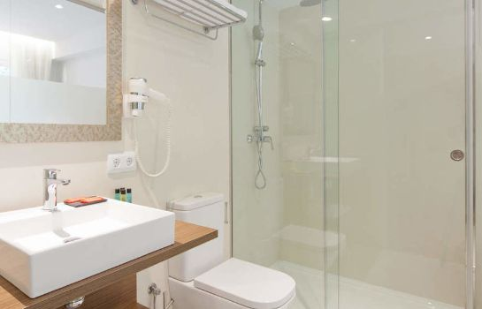 Bagno in camera SENTIDO Porto Soller - Adults Only
