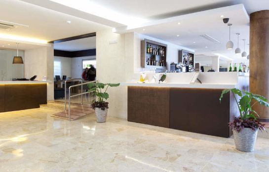 Reception SENTIDO Porto Soller - Adults Only