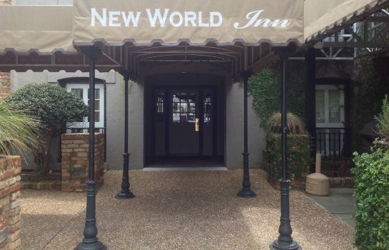 Vista exterior Downtown Pensacola New World Inn