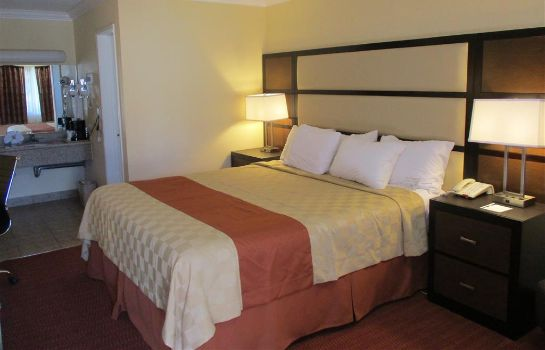 Camera SureStay Hotel by Best Western San Jose Airport