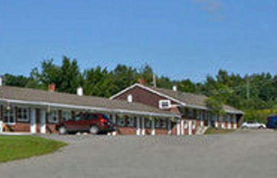Vista exterior Fundy Line Motel