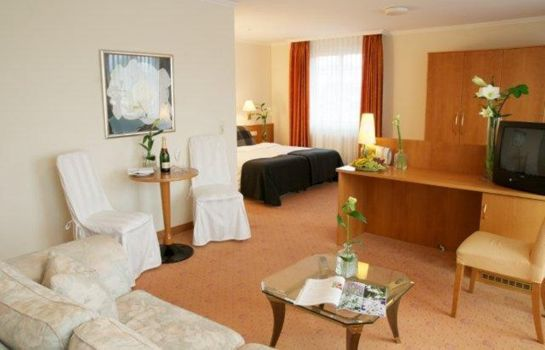 Junior-suite Parkhotel Rosarium