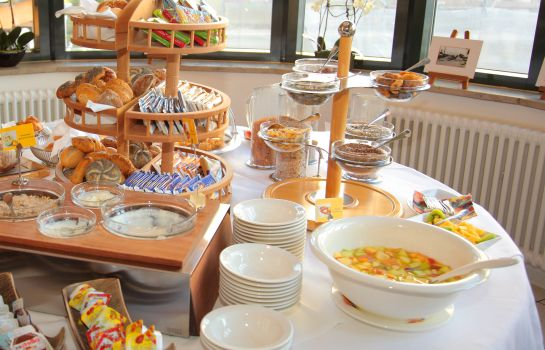 Ontbijtbuffet Theresientor