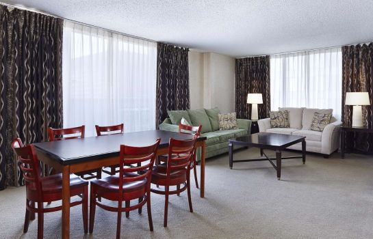 Suite DoubleTree by Hilton Washington DC - Crystal City