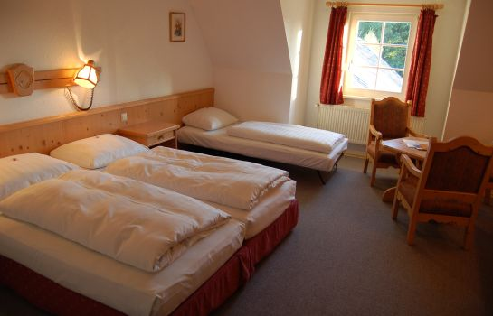 Triple room Landhotel Altes Zollhaus