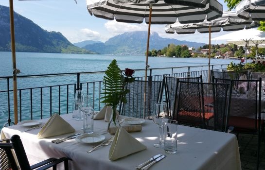 Restaurant Central am See Beau Rivage – Collection