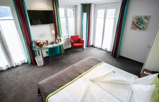 Doppelzimmer Komfort Central am See Beau Rivage – Collection