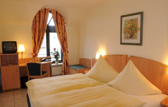Chambre double (standard) Ringhotel Posthof Saarlouis