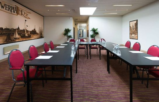 Conference room Quality Hotel Antwerpen Centrum Opera