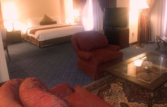 Suite Safir International Hotel Kuwait