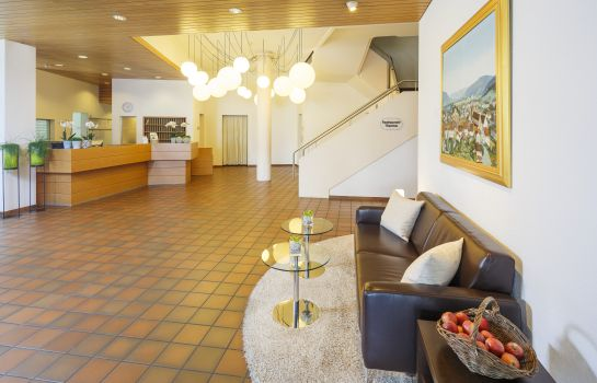 Reception Wellness Hotel Tenedo Thermalquellen Resort Bad Zurzach