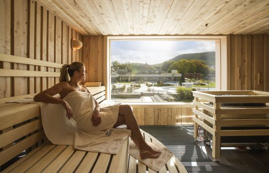 Sauna Wellness Hotel Tenedo Thermalquellen Resort Bad Zurzach