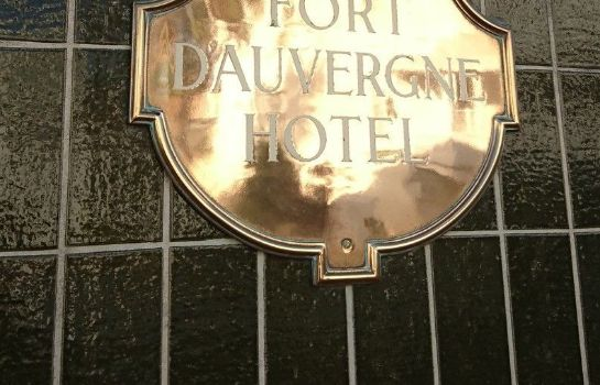 info Fort d'Auvergne Hotel