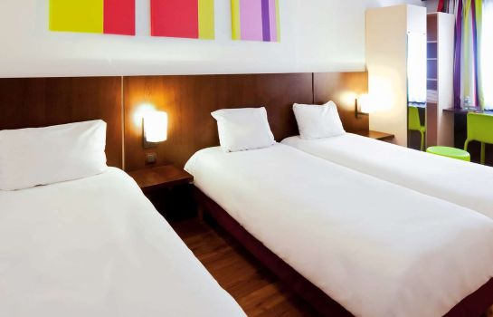 Chambre ibis Styles Luxembourg Centre Gare