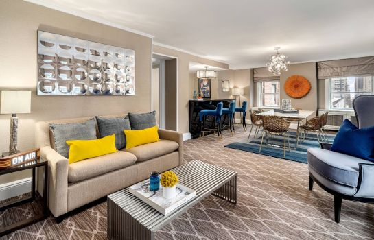 Suite The Lexington Hotel Autograph Collection