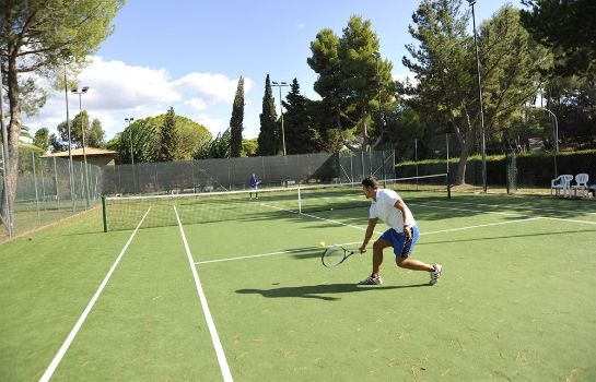 Court de tennis Golfo del Sole