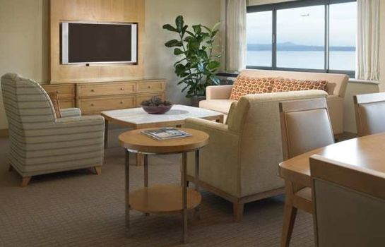 Suite Hilton San Francisco Airport Bayfront