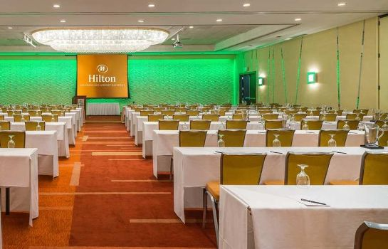 Conference room Hilton San Francisco Airport Bayfront
