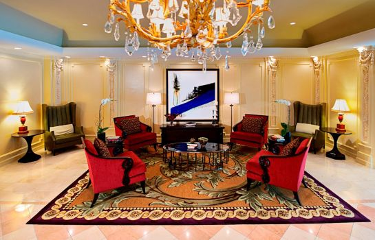 Hotelhalle Churchill Embassy Row Boutique Hotel