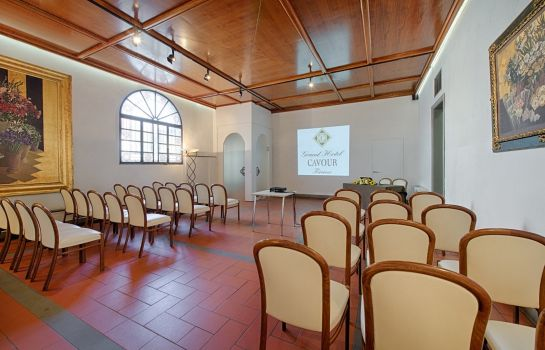 Kongress-Saal Grand Hotel Cavour