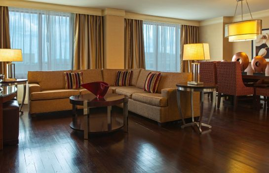 Suite Washington Marriott at Metro Center