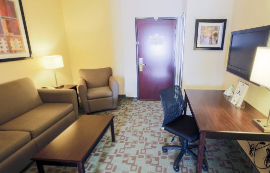 Suite BEST WESTERN PLUS EASTGATE INN