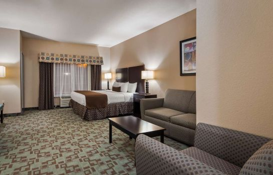Zimmer BEST WESTERN PLUS EASTGATE INN