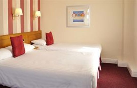 chambre standard The Cliffs Hotel Blackpool