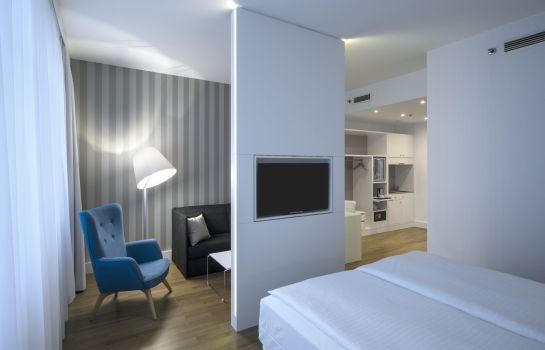 Suite Junior NH Collection Wien Zentrum