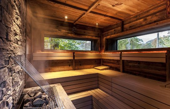 Sauna Langdale Hotel And Spa