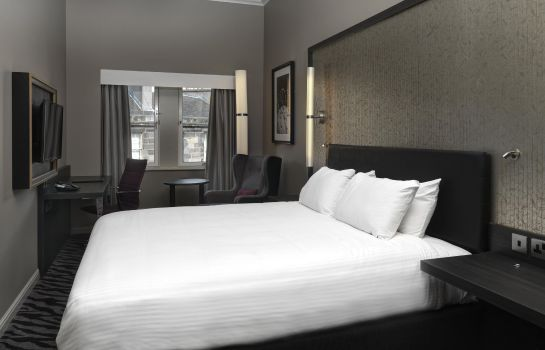 Room DoubleTree by Hilton Edinburgh City Centre